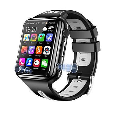 ieftine Ceasuri Bărbați-W5 Unisex Uita-te inteligent Bluetooth 4G Rezistent la Apă GPS Wifi Video Reamintire Apel Comunitate - Împărtășește