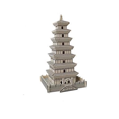 قطع تركيب3D تركيب تركيب معدني برج بناء مشهور الزراعة الصينية متوافق Legoing إبداعي اصنع بنفسك كلاسيكي & خالد أنيقة & حديثة خاص للصبيان للفتيات ألعاب هدية