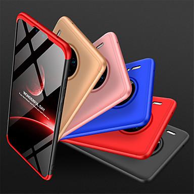 رخيصةأون Huawei أغطية / كفرات-غطاء من أجل Huawei هواوي نوفا 4 / Huawei Note 10 / Huawei P20 نحيف جداً غطاء خلفي لون سادة TPU