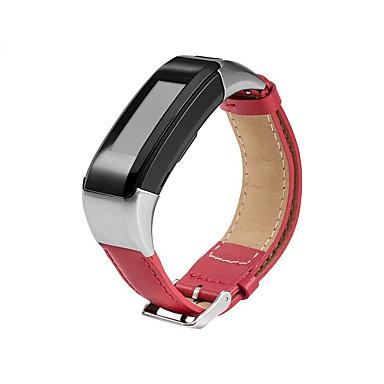 olcso Nézd Zenekarok Garmin-smartwatch zenekar a Garmin vivomove hr sport / vivoactive 3 bőrhurok valódi bőrből, 20mm-es csuklópánt