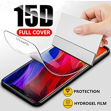 Недорогие Защитные плёнки для экранов Xiaomi-applecreen protectorxiaomi redmi note 6 Защитная пленка для экрана высокого разрешения (hd) 2 шт. закаленное стекло