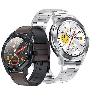 رخيصةأون ساعات ذكية-kw25 smartwatch الفولاذ المقاوم للصدأ bt اللياقة البدنية تعقب دعم ppg القلب معدل ضغط الدم رصد للهواتف سامسونج / فون / الروبوت