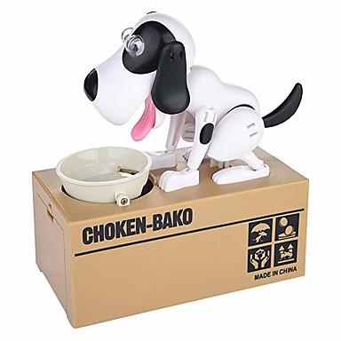 olcso Társasjátékok-Choken Bako Bank Persely Pénzmegtakarítást Box Újdonságok Kutyák ABS 1 pcs Gyermek Felnőttek Fiú Lány Játékok Ajándék / Csípőjáték