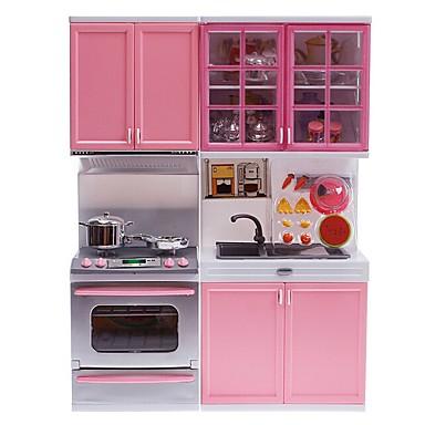 [$23.99] Toy Kitchen Set Pretend Play Kitchen Sink Toy Mini Cleaner Toys  Cooking Toy Creative Parent-Child Interaction Plastics Kid\'s Child\'s Boys\'  ...