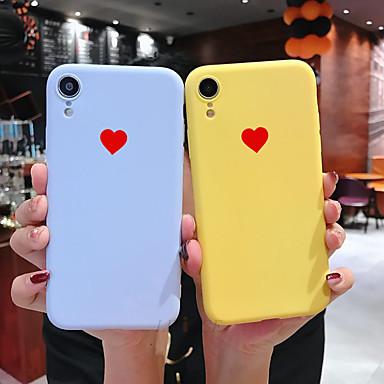 olcso iPhone 5 tokok-Case Kompatibilitás Apple iPhone 11 / iPhone 11 Pro / iPhone 11 Pro Max Minta Fekete tok Rajzfilm TPU