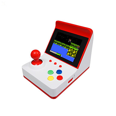 cheap Video Game Accessories-A6(FC arcade) Game Console Built in 1 pcs Games 3 inch inch New Design