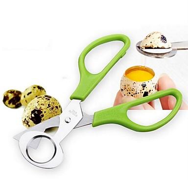 رخيصةأون أدوات خاصة-1 قطع حمامة السمان بيضة مقص الطيور القاطع فتاحة البيض تقطيع أدوات مطبخ ربة منزل المقص الاكسسوارات الأدوات الراحة