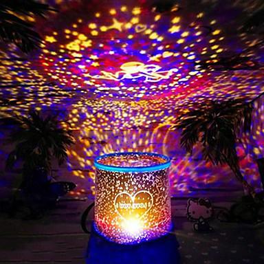 olcso Karácsonyi világítás-Karácsonyi ajándékok Karácsonyi vetítő lámpa (véletlenszerű szín)