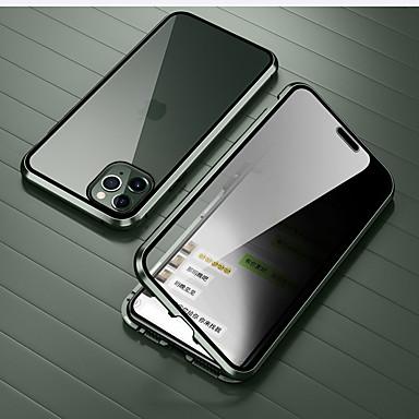 Hülle Für Apple iPhone 11 / iPhone 11 Pro / iPhone 11 Pro Max Stoßresistent / Transparent Ganzkörper-Gehäuse Durchsichtig Gehärtetes Glas