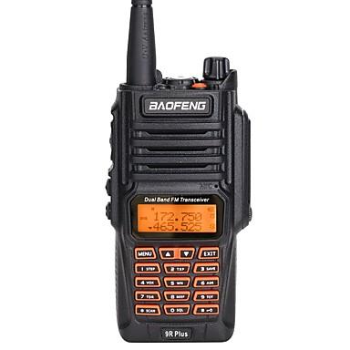 olcso Walkie Talkies-baofeng vízálló intercom ip67 uv-9rplus