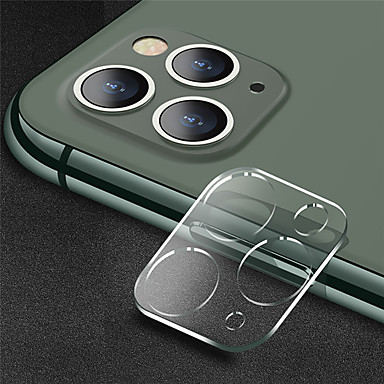 voordelige iPhone screenprotectors -cameralensbeschermer voor Apple iPhone 11/11 pro / 11 pro max gehard glas high definition (hd)