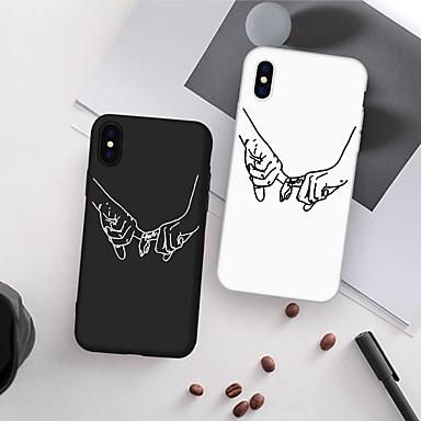 voordelige iPhone 5 hoesjes-hoesje Voor Apple iPhone 11 / iPhone 11 Pro / iPhone 11 Pro Max Patroon Achterkant dier TPU
