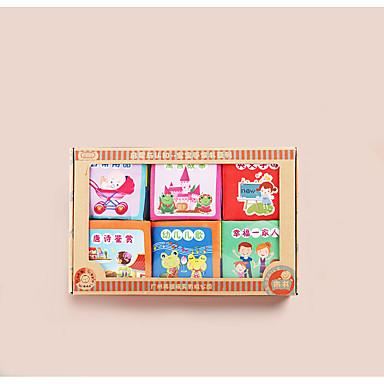 رخيصةأون اللوحي طفل-بطاقات تعليمية ألعاب تربوية قماش للأطفال للفتيات ألعاب هدية