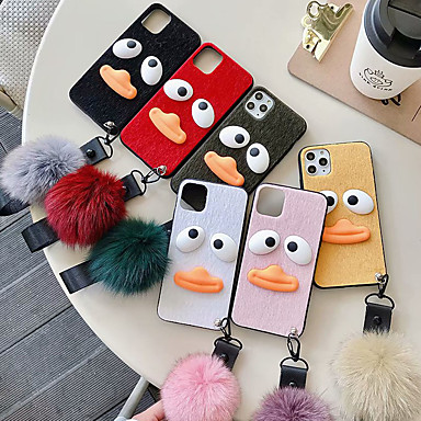 voordelige Galaxy Note-serie hoesjes / covers-hoesje Voor Samsung Galaxy S9 / S9 Plus / S8 Plus Patroon Achterkant Cartoon TPU