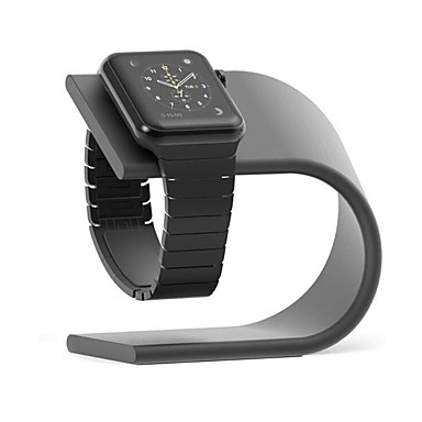 abordables Supports & Fixations pour Apple Watch-Apple Watch Design nouveau Métal Lit / Bureau