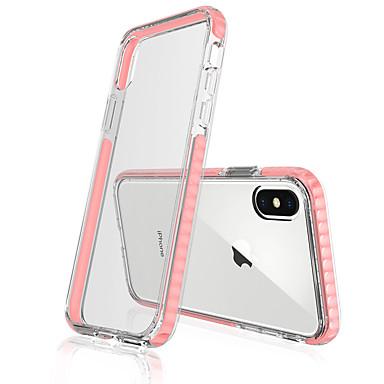 olcso Mobiltelefon tokok-tok Apple iPhone 11 / iphone 11 pro / iphone 11 pro max ütésálló / átlátszó hátlap átlátszó tpu