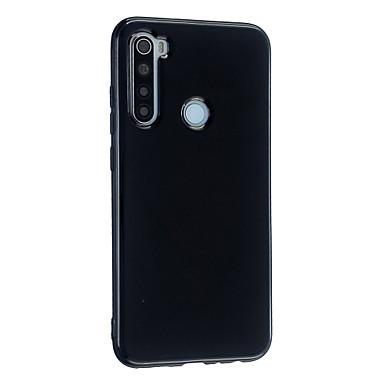 povoljno Maske za mobitele-Θήκη Za Xiaomi Huawei Honor 8A / Xiaomi Redmi Note 5 Pro / Redmi 6A Mutno Stražnja maska Jednobojni TPU