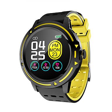 Недорогие Смарт-электроника-v5 smartwatch bt finess tracker поддержка уведомлять / измерение артериального давления спортивные умные часы для телефонов samsung / iphone / android