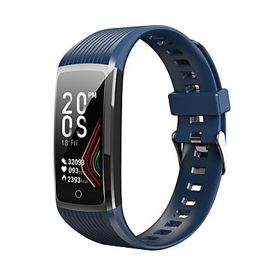 Недорогие Смарт-электроника-R12 умный браслет часы сердечного ритма артериальное давление упражнения шаг Bluetooth водонепроницаемый