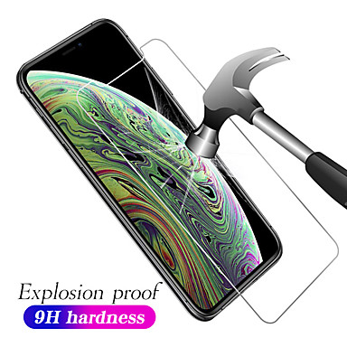 povoljno Zaštitne folije za iPhone-hd 2.5d kaljeno staklo iphone 11 pro max x xr xs max 8 7 6 6s plus filmski zaštitni film