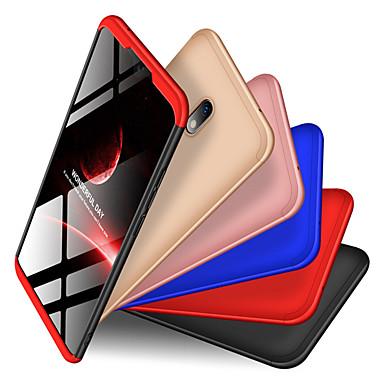Недорогие Чехлы и кейсы для Xiaomi-Кейс для Назначение Xiaomi Xiaomi Redmi Примечание 5 / Xiaomi Pocophone F1 / Xiaomi Mi Play Ультратонкий Кейс на заднюю панель Однотонный ТПУ / Xiaomi Mi 6