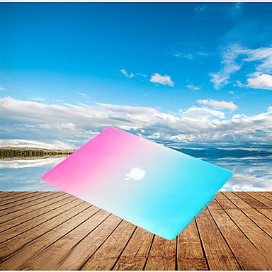 olcso MacBook védőburkok, védőhuzatok, táskák-macbookpro13.3 védő héj alma számítógép 11.6 héj a1466 gradiens szivárvány pro15 inch a1707