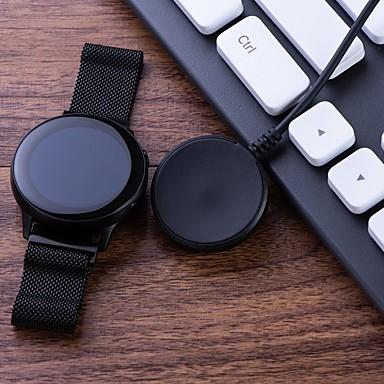billiga Tillbehör till smarta klockor-smartwatch laddare / snabbladdare / dock laddare usb laddare usb trådlös laddare 0,7 a dc 5v för samsung galaxy active