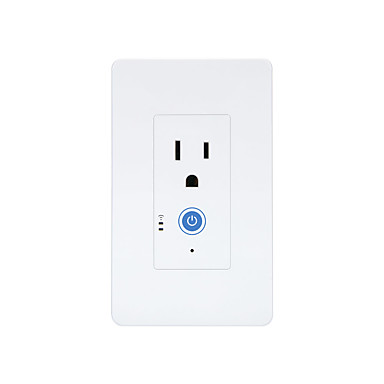 olcso Intelligens Plug-sonoff iw100 nekünk wi-fi vízálló intelligens socket-us