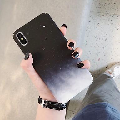 voordelige iPhone-hoesjes-hoesje Voor Apple iPhone 11 / iPhone 11 Pro / iPhone 11 Pro Max Mat / Patroon Achterkant Hemel PC
