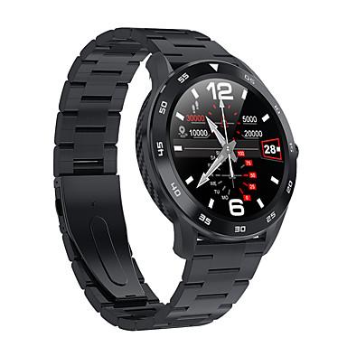 رخيصةأون ساعات ذكية-dmdg smartwatch الفولاذ المقاوم للصدأ اللياقة البدنية تعقب تعقب دعم إعلام / رصد معدل ضربات القلب / ecg لسامسونج / فون / هواتف أندرويد