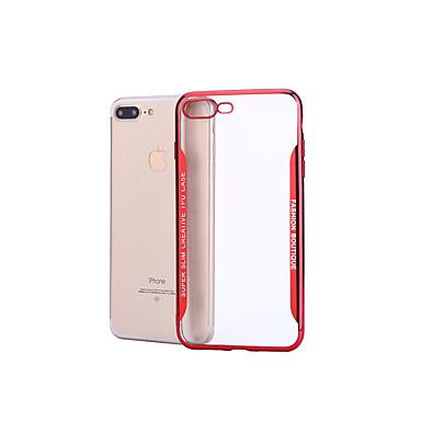 voordelige iPhone 6 hoesjes-hoesje Voor Apple iPhone XS / iPhone XR / iPhone XS Max Schokbestendig / Doorzichtig Achterkant Cartoon TPU