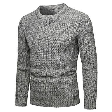 Suéter de cuello de tortuga de los hombres al por mayor de