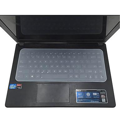 olcso MacBook védőburkok, védőhuzatok, táskák-vízálló laptop billentyűzet védő fólia laptop billentyűzet borító 15,6 notebook billentyűzet borító porálló film szilikon