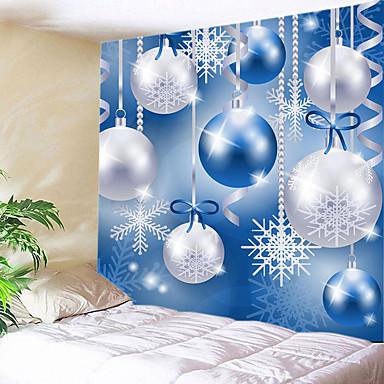 povoljno Wall Art-Cvjetni Tema / Klasični Tema Zid Decor 100% poliester Suvremena Wall Art, Zidne tapiserije Ukras