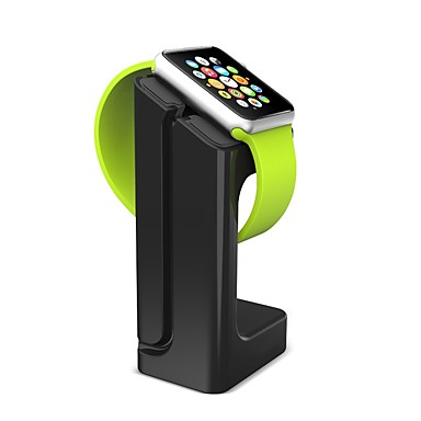 abordables Supports & Fixations pour Apple Watch-Apple Watch Design nouveau Plastique Lit / Bureau