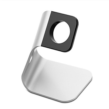 abordables Supports & Fixations pour Apple Watch-Apple Watch Design nouveau Aluminium Lit / Bureau