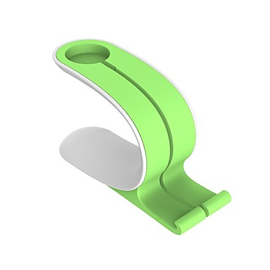 abordables Supports & Fixations pour Apple Watch-Apple Watch Tout-En-1 / Design nouveau Plastique / Caoutchouc Lit / Bureau