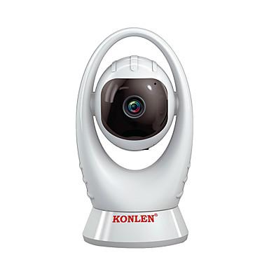 olcso IP kamerák-konlen wifi 3mp ip camera h.265 onvif yoosee full hd vezeték nélküli ptz automatikus követés CCTV videó megfigyelés otthoni biztonság