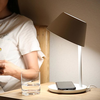 olcso Okos otthon-yeelight star asztali lámpa pro ylct03yl 18w vezeték nélküli vezeték nélküli töltés iphone-ra (xiaomi ökoszisztéma termék) - ylct03yl asztali lámpa pro