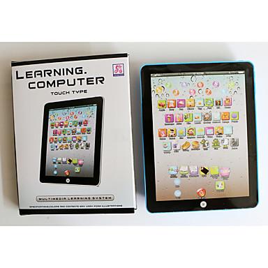olcso Kid tabletta-Táblagép Fejlesztő játék Zene Zvuk Érintésérzékelővel Fiú Lány Játékok Ajándék