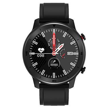 povoljno Pametni satovi-br.1 dt78 smartwatch bt fitness tracker podrška obavijesti / mjerenje spo2 krvnog tlaka za Samsung / iphone / android telefone