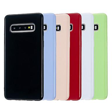 povoljno Samsung oprema-Θήκη Za Samsung Galaxy S9 / S9 Plus / S8 Plus Mutno Stražnja maska Jednobojni TPU