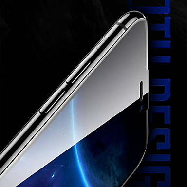 voordelige iPhone screenprotectors-Apple screen protector iPhone 11 9h hardheid front screen protector 1 stuk gehard glas