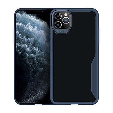 Недорогие Кейсы для iPhone 6-чехол для карты сцены яблока iphone 11 x xs xr xs макс. 8 кристалл пирог серии полупрозрачный матовый материал тпу все включено чехол для мобильного телефона