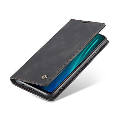 Недорогие Чехлы и кейсы для Xiaomi-Роскошный ретро магнитный флип кожаный стенд кошелек чехол для телефона для xiaomi mi 9 9t 9t pro redmi k20 k20 pro note 8 note 8 pro