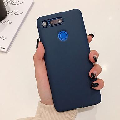 رخيصةأون Huawei أغطية / كفرات-حالة لهواوي المشهد خريطة p30 p30 الموالية p30 لايت نوفا 3i الحلوى الألوان الجديدة رشاقته بلوري tpu الملمس حالة الهاتف شاملة للجميع wh