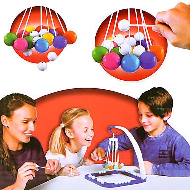رخيصةأون مخففات التوتر-مخفف الضغط محبوب التفاعل بين الوالدين والطفل قذيفة البلاستيك 1 pcs للأطفال الجميع ألعاب هدية