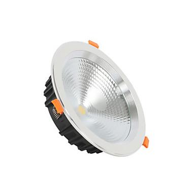 olcso Beltéri lámpák-vezetett új cob háttérvilágítású otthoni világítás mennyezeti világítás 5w-os szálloda beágyazott szalmakalapos led mennyezeti reflektorfény