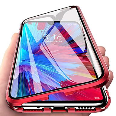 Недорогие Чехлы и кейсы для Xiaomi-двухсторонний стеклянный металлический магнитный чехол для телефона для xiaomi mi cc9 pro note 10 note 10 pro