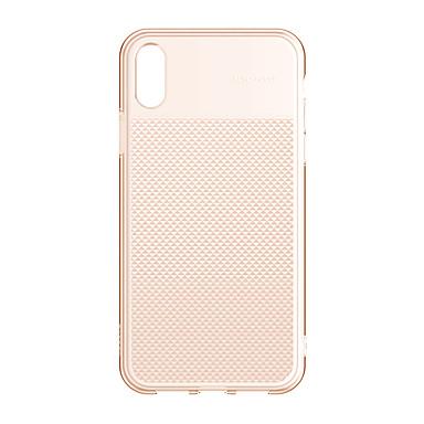 olcso iPhone tokok-Case Kompatibilitás Apple iPhone XR Ultra-vékeny / Átlátszó Fekete tok Átlátszó / Egyszínű TPU